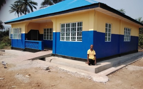fvbu, skola, förskola, afrika, hjälparbete, hjälporganisation, afrika, sierra leone, bygga skola