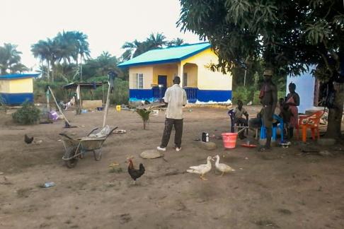 fvbu, hjälpverksamhet, skola, förskola, afrika, sierra leone
