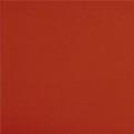 Sidogardiner i skinn - Röd utan frans