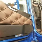 Dörrsidor passar Volvo FH4 Knappstoppade