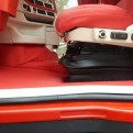 Golvmattor passar Volvo FH4 slätklädda