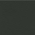 Komplett set sidogardiner/framrutekappa i skinn - Svart utan frans - Black