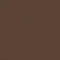 Framrutekappa skinn - Brun utan frans - Brown