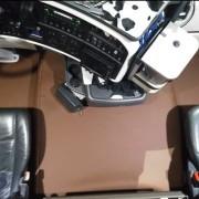 Motortäcke passar Scania R/Streamline Slätklätt