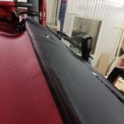 Instrumentpanel lång