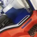 Släta golvmattor passar Scania Next Gen G
