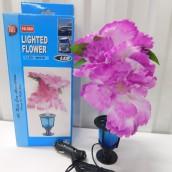 Lighted Flower