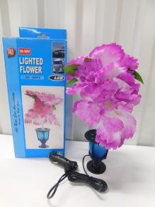 Lighted Flower - Rosa - Pink
