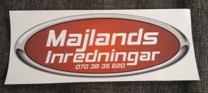 Majlands Inredningar Dekaler - Dekaler - Stickers