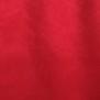 Komplett set Framrutekappa + Gardiner i Mocka med Brodyr - Röd UTAN frans