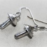 Silver svampar små