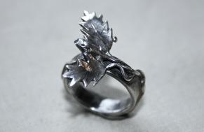 Silverkvist - SIlverkvist ring