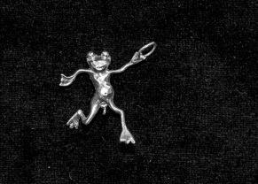 Silvergroda - Silvergroda halsband