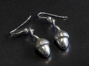 Ekollon örhängen - Ekollon örhängen