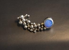 Örhänge bubblor Opal - Örhänge bubblor med opal