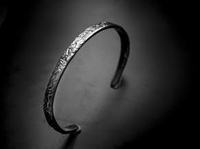 Armband med mönster -