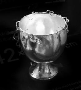 Silverskål natur -