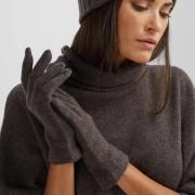 Fingervantar 100% cashmere