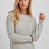 Basic Sweater light grey - Basic Sweater light grey L