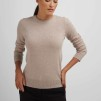 Basic sweater sand S - Basic sweater sand XL