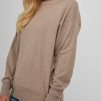 Boat Neck Sweater sand - Boat Neck sweater sand XL