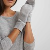 Vantar 100% cashmere - Vantar 100% cashmere light grey