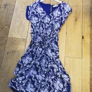Sami dress blue