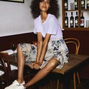 Amaryllis skirt