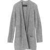 Belinta cardigan, flera färger finns - Belinta cardigan grey melange M