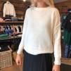 Biagio sweater, flera färger finns - Biagio sweater Soft White M