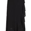 Mounce Long wrap skirt
