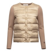 Iva down jacket camel