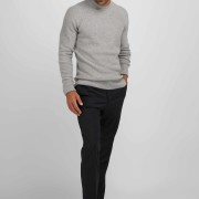Man raglan box sweater Davida