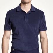 Lenno SS Terry polo shirt