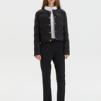 Ingrid Down Jacket - Ingrid down jacket black 42