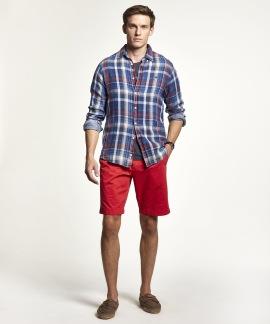 Liam Button down shirt - Liam Button down shirt M