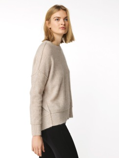 Biagio sweater - Biagio sweater light beige XS