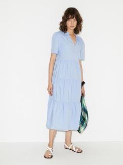 Alania dress - ALANIA dress blue iris 36