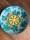 handmålad keramikskål  27 cm