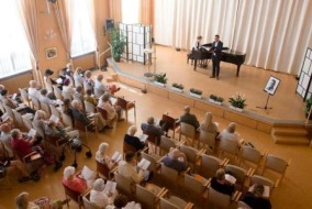 Interior Musikens hus