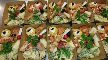 Delikatesstallrikar