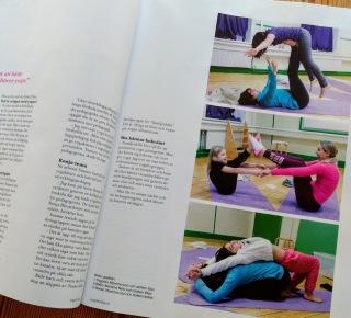 Artikel i Yoga för dig nr 3 2019