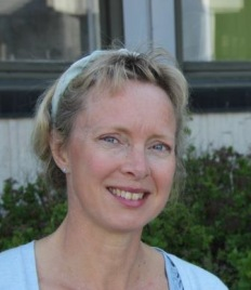 Lotta Berg, chairwoman of BirdLife Sverige.