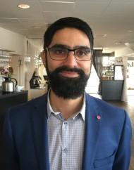 2018-04-13 Västlänken, på kort och lång sikt - Shahbaz Khan