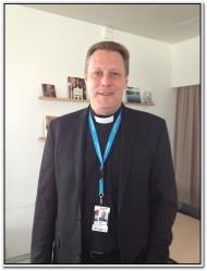 2013-04-26  Mats Linde, Flygplatspräst på Landvetter Flygplats