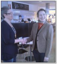 2013-02-22 Vi välkomnar Victoria Hulthe Carlsson som ny medlem