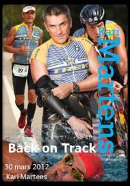 2012-03-30 Från soffpotatis till 10 triathlon - Kari Martens