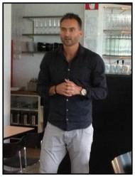 2013-08-30 Joakim Söndergaard - Hard Rock Café