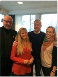 2014-01-17 Amzungo Volontärresor - Lisa Alfredsson & Jenny Åkervall