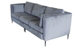 NICE - NICE 235 cm, Prestige gråblå 2764